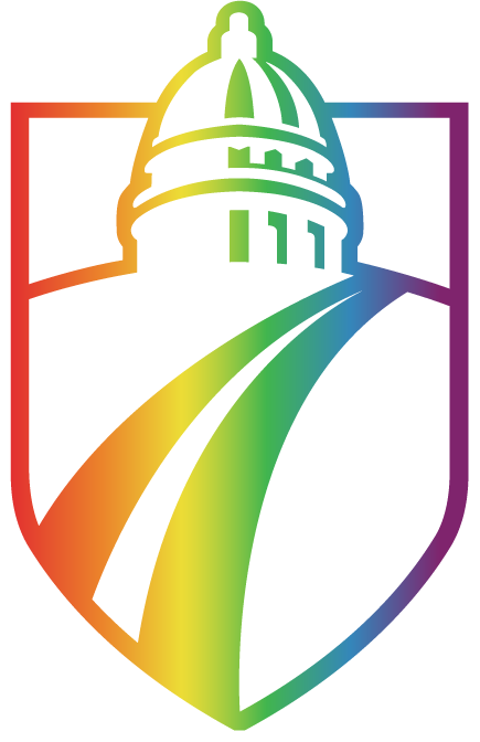 Logo for Rainbow Dinner